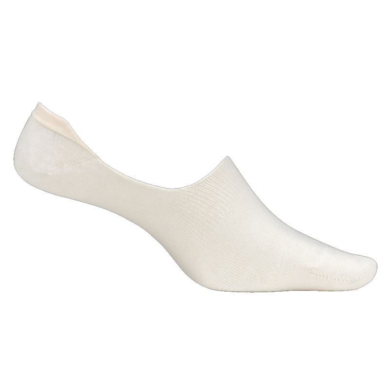 Feetures Women's Hidden Sock - Natural - LW85219