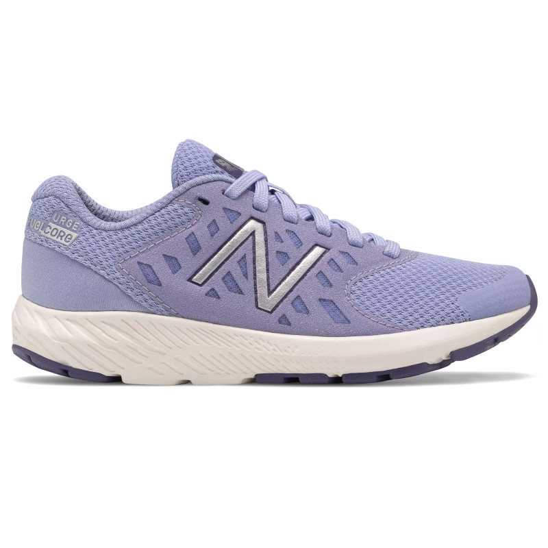 New Balance Kid's FuelCore Urge - Clear Amethyst / Violet Fluorite - YPURGCG - Profile