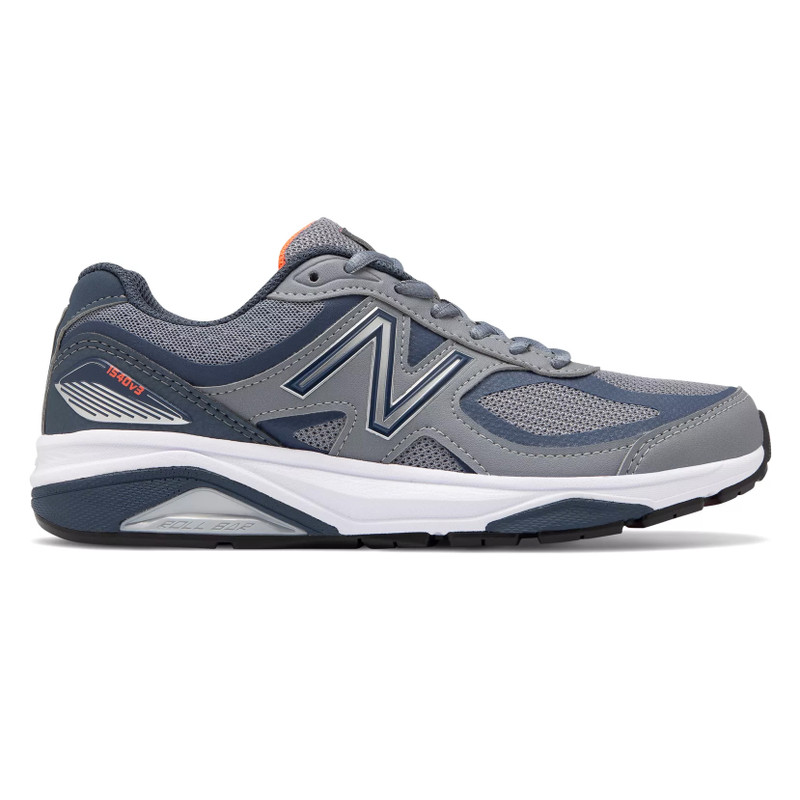 New Balance 1540v3 Women's Stability Motion Control - Gunmetal / Dragonfly - W1540GD3 - Profile