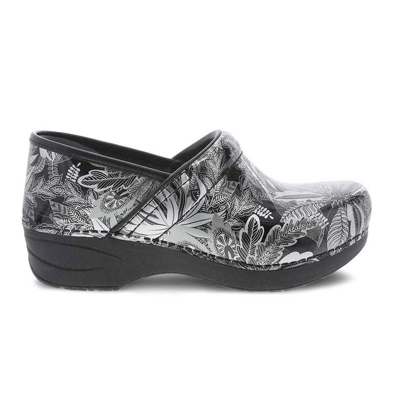 Dansko Women's XP 2.0 - Jungle Metallic Print - 3950-290202 - Profile