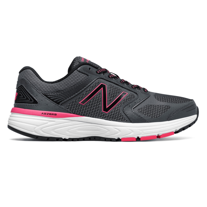 New Balance 560v7 Running - Navy / Pink - W560LG7 - Profile