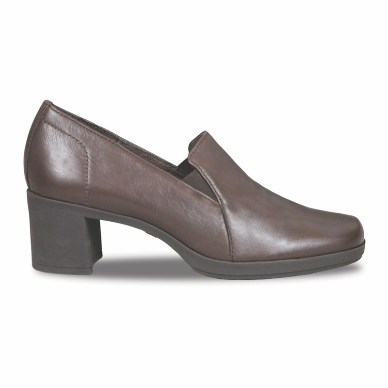 Munro Women's Jemma - Brown Leather - M310921 - Profile