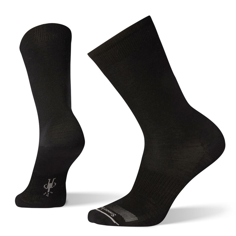 Smartwool Men's Anchor Line Crew Sock - Black (SW003905-001)