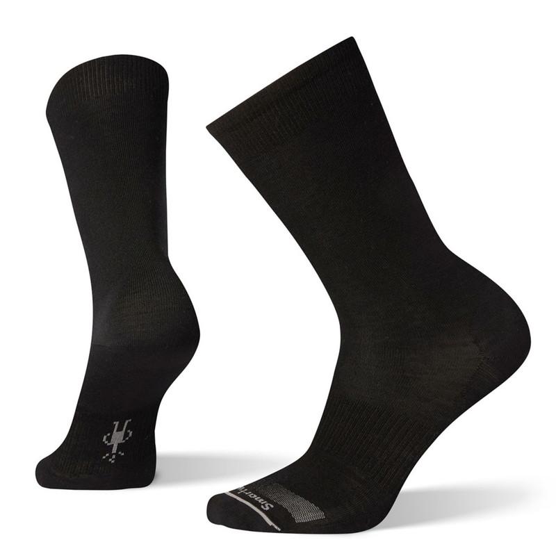 Smartwool Men's Anchor Line Crew Sock - Black (SW003905-001)