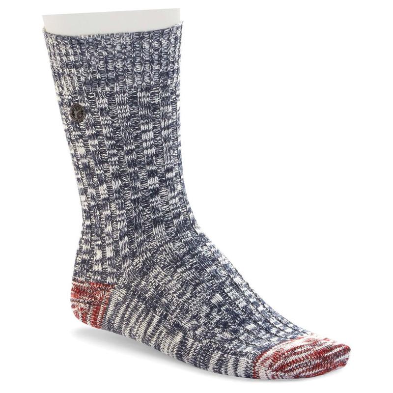 Birkenstock Fashion Slub Sock - Jeans / Melange - 1005817