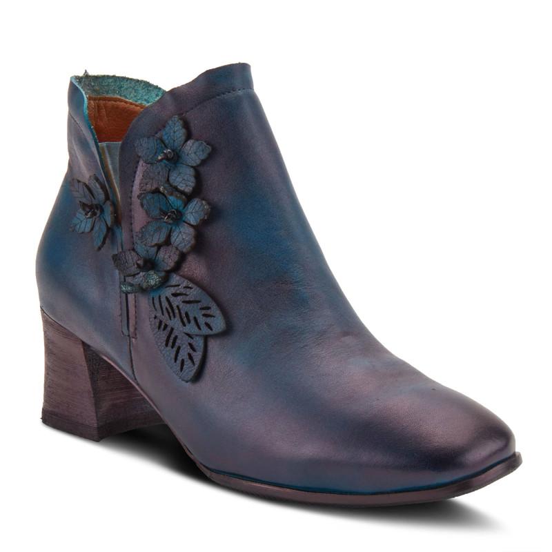 Spring Step Women's Loralie - Blue - LORALIE-BLU - Angle
