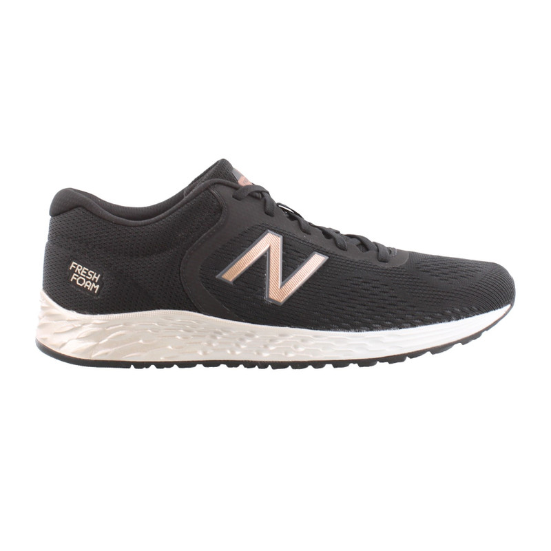 New Balance Kid's Fresh Foam Arishi v2 - Black / Gold - YPARIMR - Profile