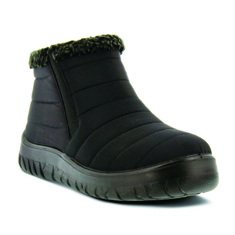 Spring Step Women's Melba Boots - Black - MELBA-B - Angle