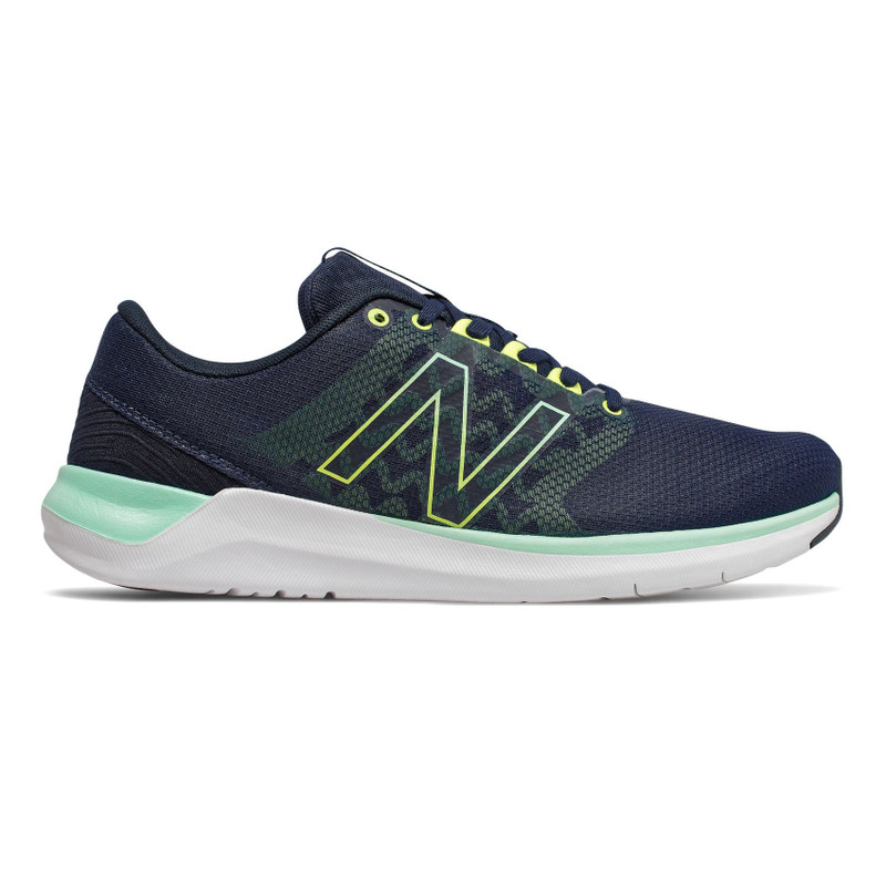 New Balance Women's 715 Cush+ Cross-Training - Blue - WX715LN4 - profile