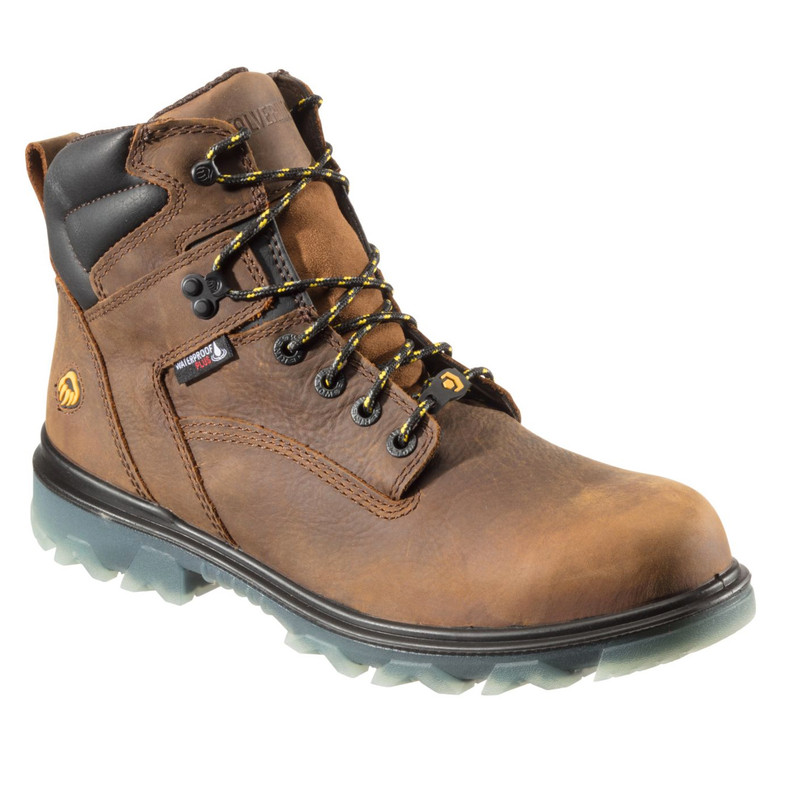 Wolverine Men's I-90 EPX Composite Toe Boots - Sudan Brown - W10788 - Main