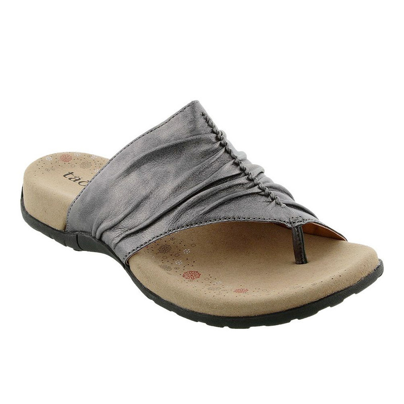 Taos Footwear Women's Gift 2 - Pewter - GT2-12045-PEW - Angle