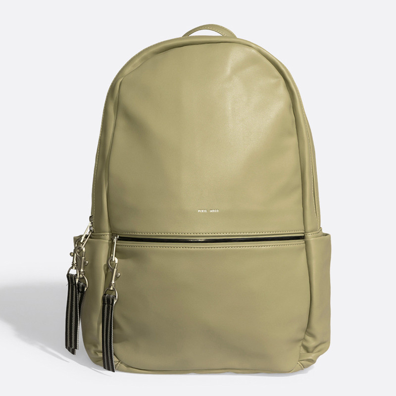 Pixie Mood Leila Backpack - Sage - Profile