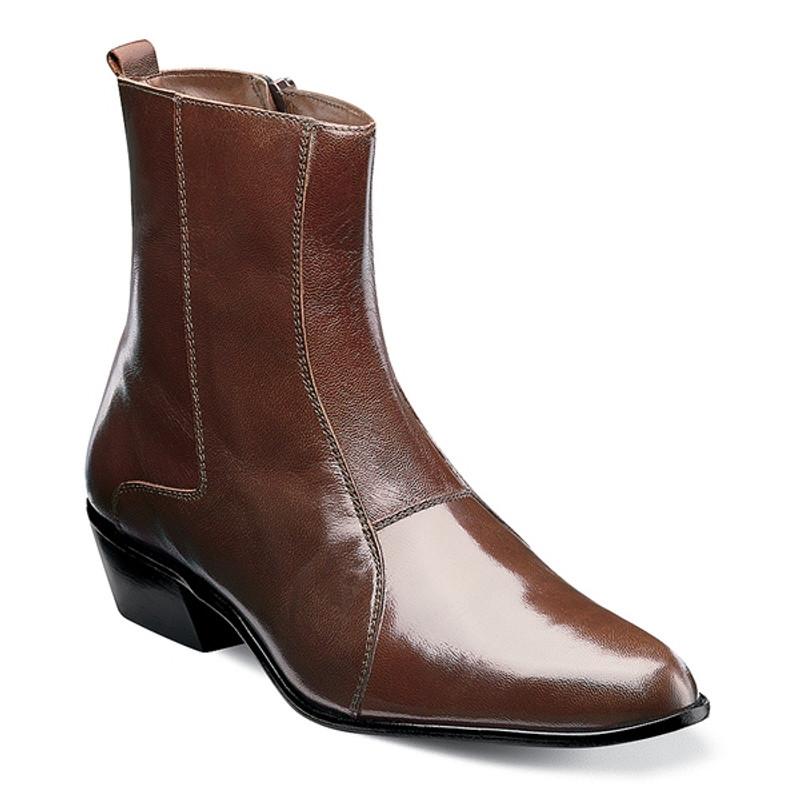 51bfdc973 Stacy Adams Santos - Cognac - ShoeStores.com