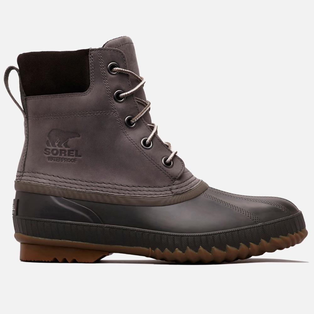 quality design 2ff9a 3d0d7 SOREL Men's Cheyanne™ II Lace Duck Boot - Quarry / Buffalo