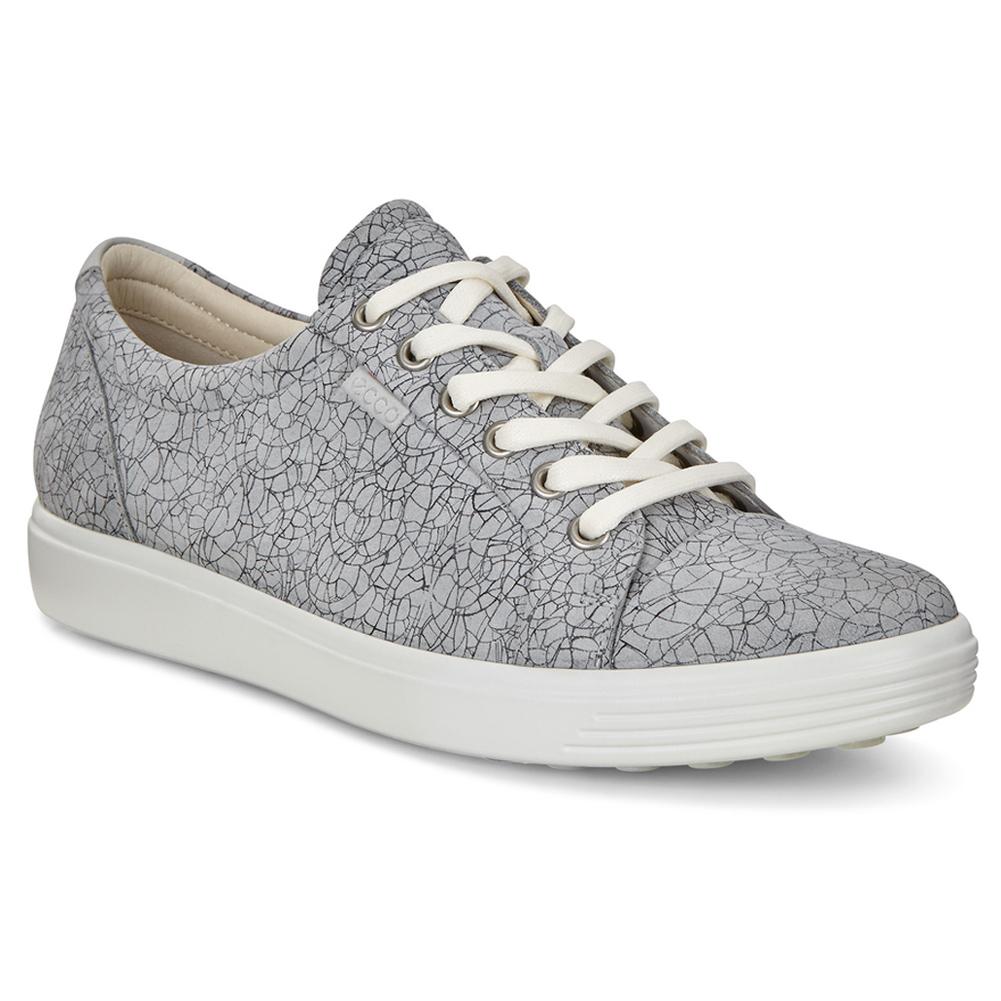 Ecco Soft 7 Sneaker - Concrete