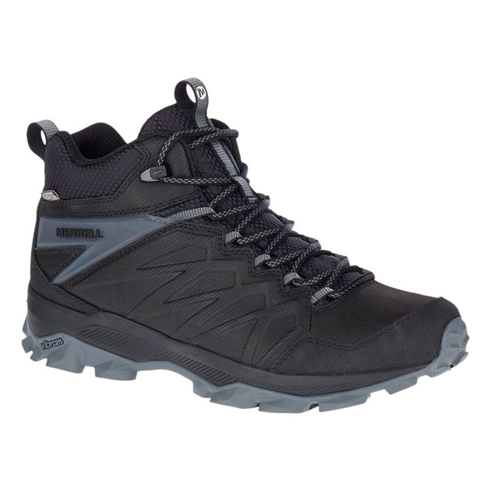 timeless design new product lowest price Merrell Men's Thermo Freeze Mid Waterproof - Black / Black