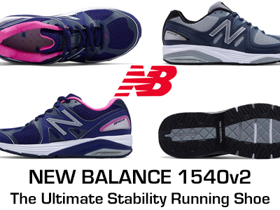 The Ultimate Stability Running Shoe