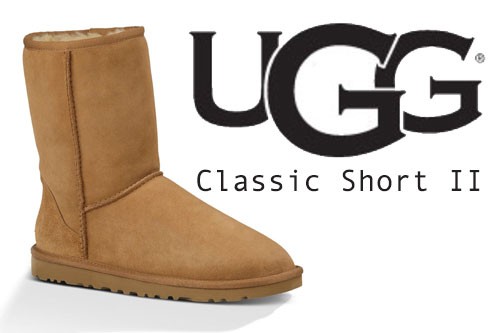 UGG Classic II Short - Product Overview