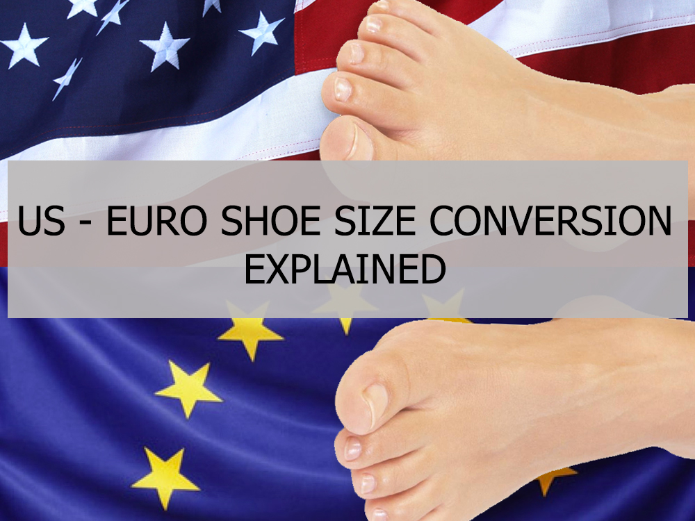 European Shoe Sizes Explained