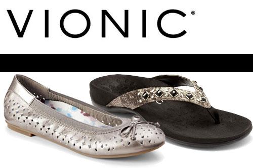 New Brand Alert: Vionic©
