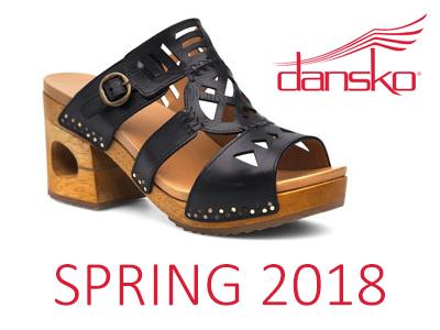 Spring Dansko Styles - ShoeStores.com