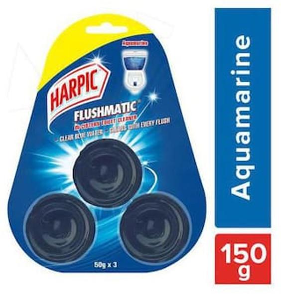 HARPIC FLUSHMATIC 3PACK 150GM