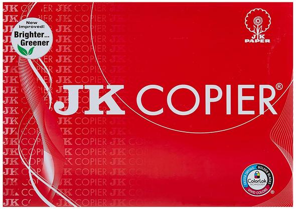 JK COPIER PAPER A4 75GSM 500 SHEETS PACK