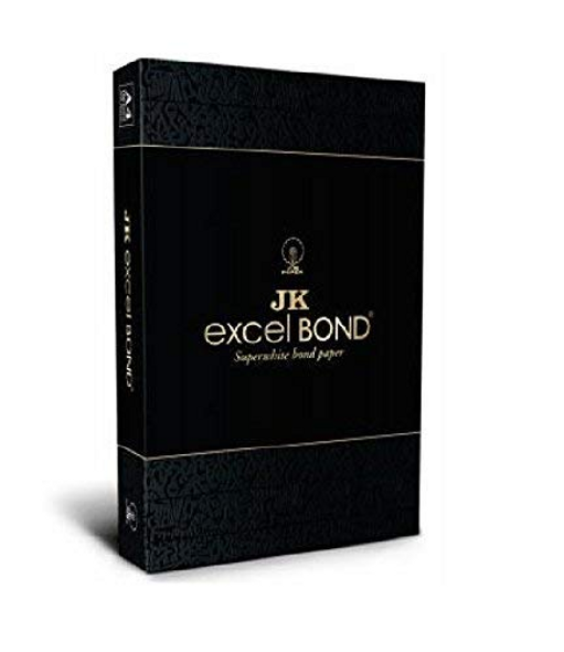 JK EXCEL BOND A4 100GSM 500 SHEETS REAM