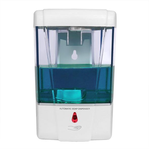 AUTOMATIC SOAP/SANITIZER DISPENSER-700ML TANK