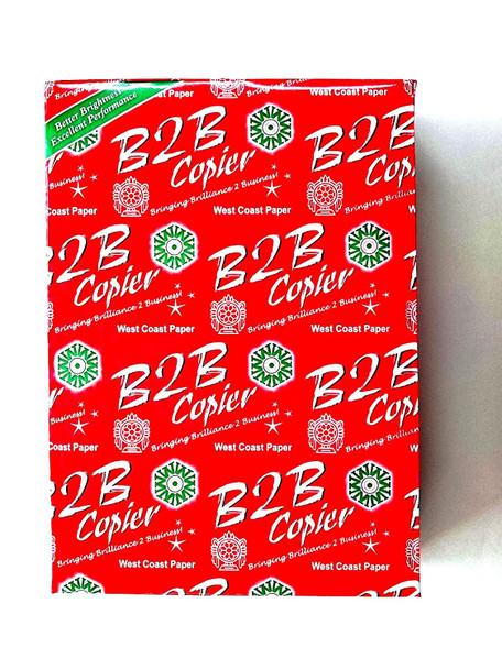 B2B COPER PAPER FULL SCAPE/LEGAL SIZE PAPER REAM