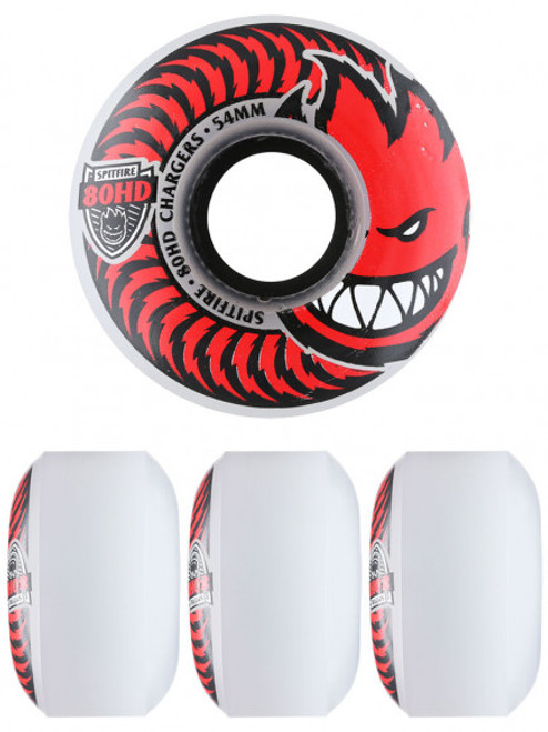 SPITFIRE 80HD CHARGER WHEELS 58MM