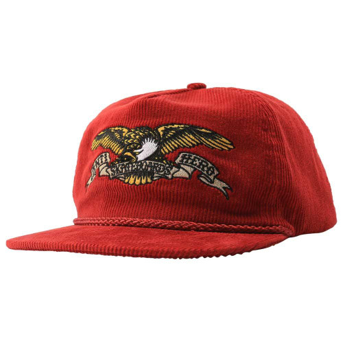 ANTI HERO  CORDUROY SNAP BACK