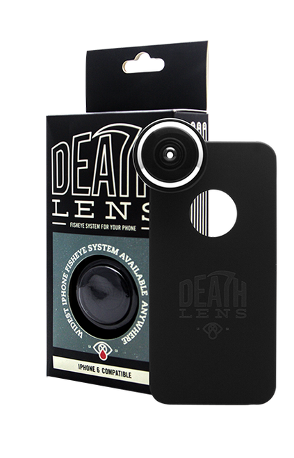 Death Lens for I phone 6/6s