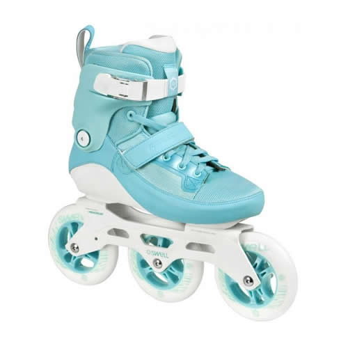 Powerslide Skates – Swell 110mm AQUA