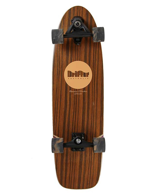 Drifter The Pumping 34″ Classic Timber Surf Skate