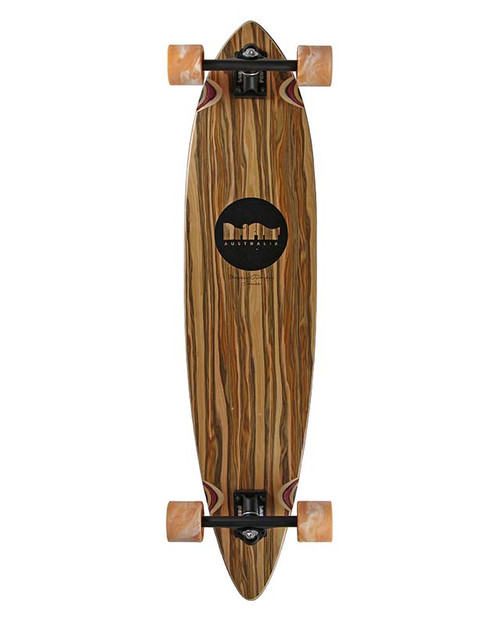 Drifter The Pinner 40″ Classic Timber Longboard