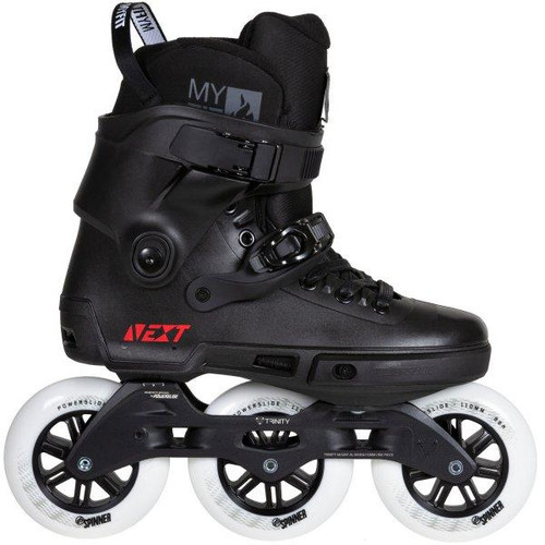 POWERSLIDE NEXT CORE BLACK 110 INLINE SKATES