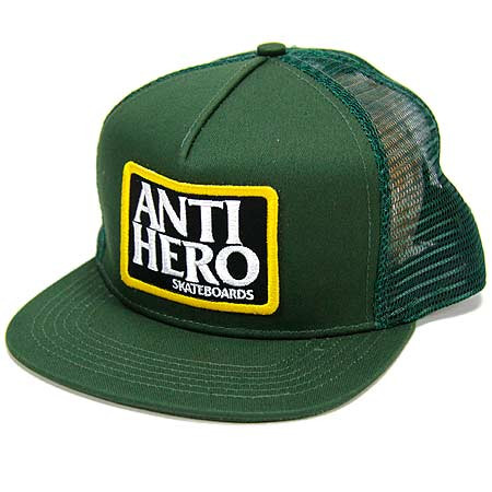 d46fd2fbac806 ANTI HERO RESERVE ADJUSTABLE TRUCKER - Outerlimitz