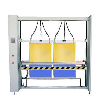 2 textile screen configuration.