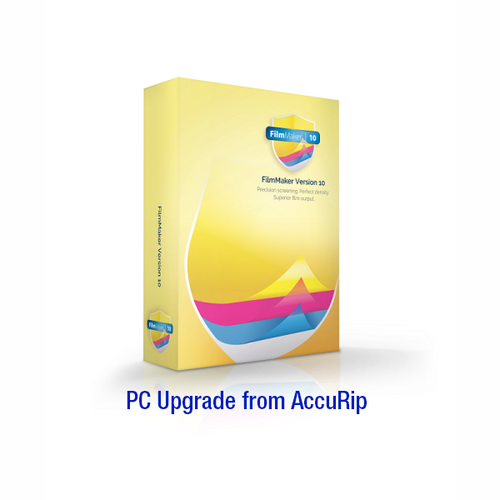 FilmMaker upgrade from AccuRIP
