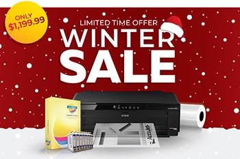chromaline epson P400 inkjet printer special