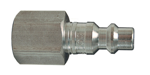 "Plug 1/4"" 304 Stainless Steel Female Pipe Thread"