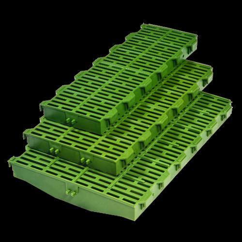 Slats Plastic Green