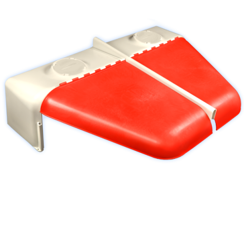 Piglet Heat Canopy Corner NI-2