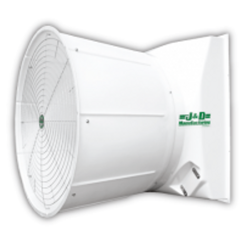 Exhaust Fan Fiberglass 72""
