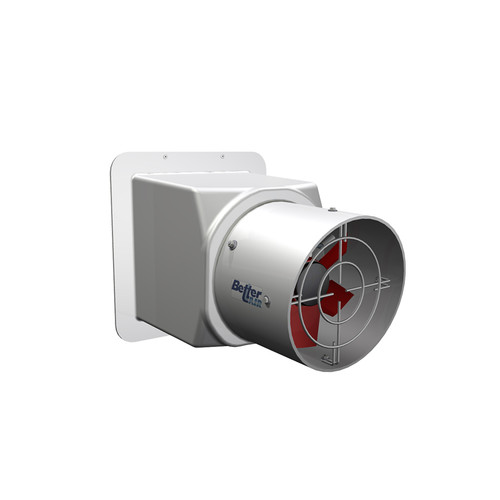 "12"" WALL MOUNT EXHAUST FAN APFLPF1200"