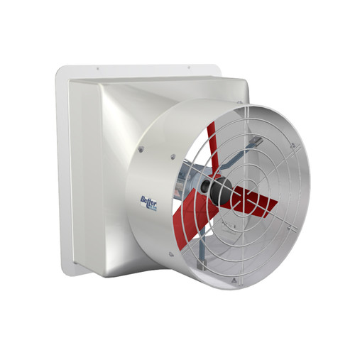 "24"" POLY WALL MOUNT  EXHAUST FAN APFLPF-2400"