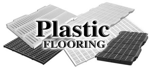 Plastic Flooring Multi Animal