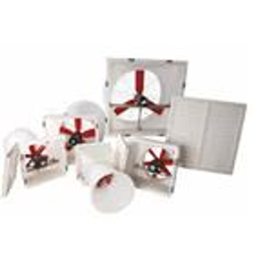 "12""-54"" POLY/STAINLESS EXHAUST FAN MULTI-FLEX SERIES"