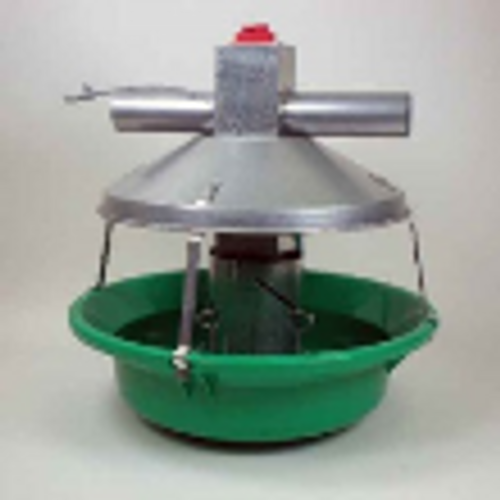 Model ATF Green Feeder Assembly w/Swing Down Pan